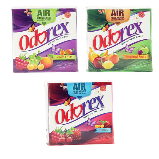 Air Freshener Blocks for Odorex